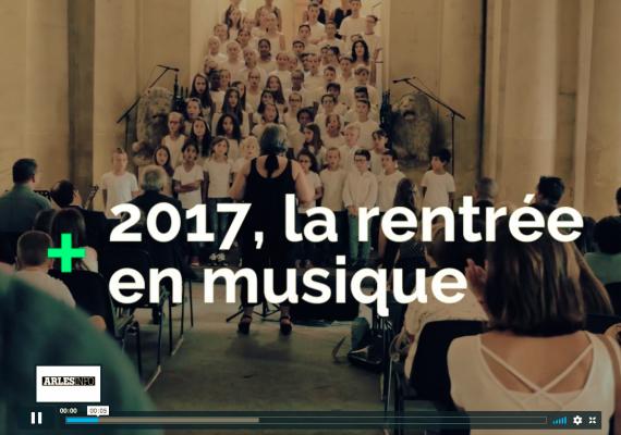 Arles info en vidéo sur le web